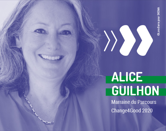 Alice Guilhon Change4Good