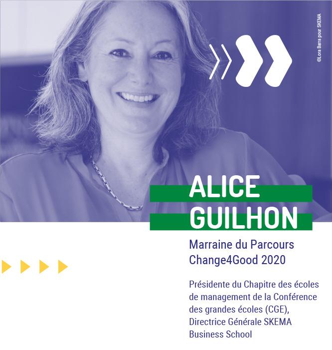 Alice Guilhon Change4Good