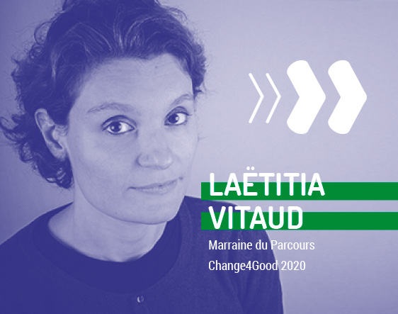 Laetitia Vitaud Change4Good