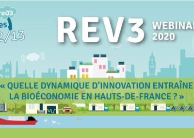 Inscrivez-vous au webinaire de Rev3 le 1 décembre 2020 à 12h
