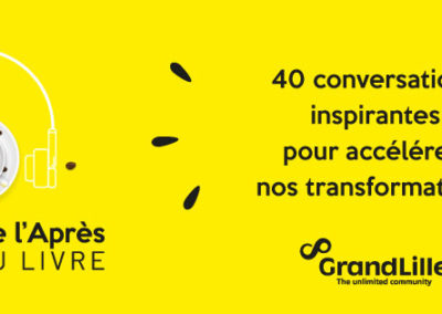 """Assistez à la conférence de presse pour le lancement du livre """"Les Cafés de l'Après : DU LIVE AU LIVRE"""""""