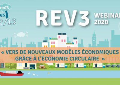 """Inscrivez-vous au webinaire de Rev3 sur le thème de """"L'économie circulaire"""""""