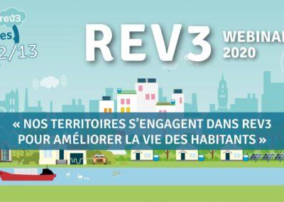 Inscrivez-vous au webinaire de Rev3 le 8 décembre 2020 à 12h